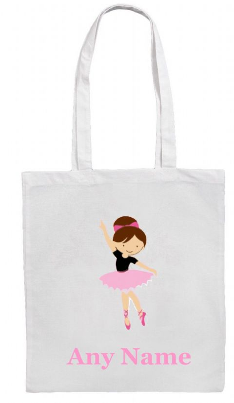 Ballet Dancer Shoulder Bag 2
